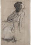 Degas Danse Dessin - Un hommage à Degas avec Paul Valéry
