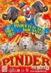 Cirque Pinder Jean Richard - 1854-2014