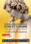 D'or et d'ivoire : Paris, Pise, Florence, Sienne 1250-1320