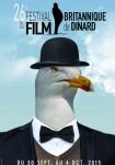 Festival du Film Britannique de Dinard 2015