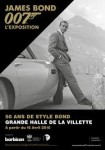 James Bond 007, l'exposition