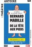 Bernard Mabille - De la tête aux pieds