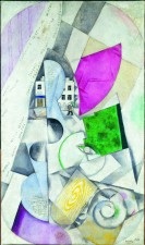 Chagall, Lissitzky, Malevitch - L'avant-garde russe à Vitebsk (1918-1922)