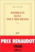 Hadriana dans tous mes rêves