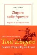 Zingaro suite équestre
