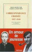 Correspondance croisée 1937-1940