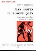 Manifestes philosophiques