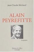 Alain Peyrefitte : biographie