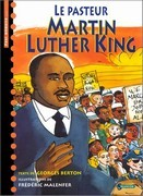 Le pasteur Martin Luther King