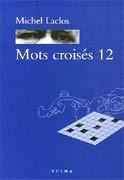 Mots croisés 12