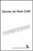 Oeuvres de Pierre Curie