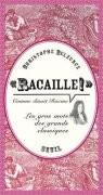 """""""Racaille !"""" comme disait Racine"""