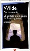 De profundis, La Ballade de la geôle de Reading