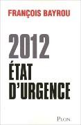 2012 État d'urgence