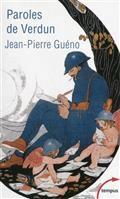 Paroles de Verdun : lettres de poilus