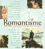 Le Romantisme 1780-1860