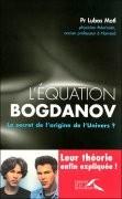 L'Equation Bogdanov