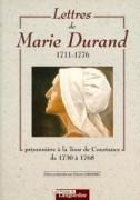 Lettres de Marie Durand (1711-1776)