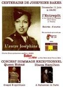 Soirée hommage à Joséphine Baker