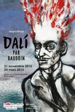 Dalí par Baudoin