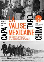 Robert Capa, Chim (David Seymour) et Gerda Taro - La Valise mexicaine