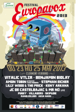Europavox 2013
