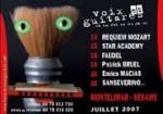 Voix et Guitares du monde 2007