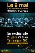 UGC fête l'Europe