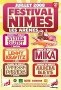 Festival de Nîmes 2008