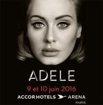 Adèle en concert