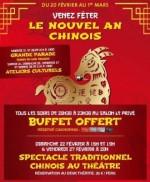 Nouvel An Chinois à Enghien