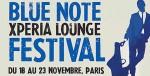 Le Blue Note Xperia Lounge Festival