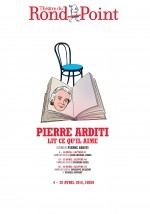 Pierre Arditi lit ce qu'il aime