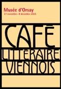 Café littéraire Vienne 1900