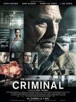 Criminal : un espion dans la tête