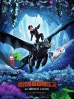 Dragons 3 : le monde caché