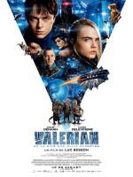 Valérian et la Cité des Mille Planètes - Affiche