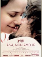 Ana, mon amour - Affiche