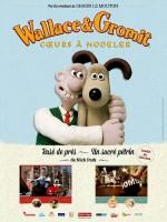 Wallace & Gromit : coeurs à modeler - Affiche