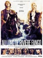 Au long de rivière Fango - Affiche