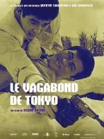 Le Vagabond de Tokyo - Affiche