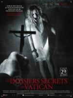 Les Dossiers secrets du Vatican - Affiche