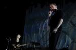 The XX à la Route du Rock 2012, un mois avant la sortie de leur deuxième album, Coexist.
