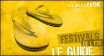 LES FESTIVALS DE L'ETE