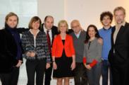 Coup d'envoi du cinquième Prix Orange du Livre
