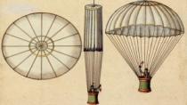 Google célèbre le premier saut en parachute d'André-Jacques Garnerin