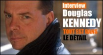 INTERVIEW DE DOUGLAS KENNEDY