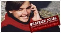INTERVIEW DE BEATRICE JOSSE, DIRECTRICE DU FRAC LORRAINE