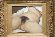 Le sexe féminin dans l'art : de Gustave Courbet à Louise Bourgeois