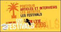GUIDE DES FESTIVALS DE L'ETE 2006
